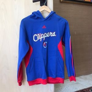 Clippers hoodie